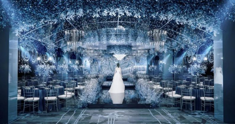 婚礼堂发布:聚千万资本、打造生活秀场!五线城市婚礼堂连锁产业  第15张