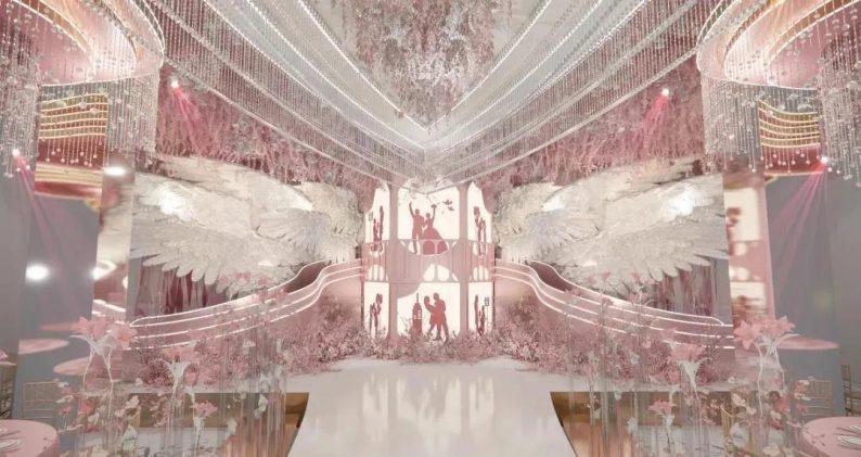 婚礼堂发布:聚千万资本、打造生活秀场!五线城市婚礼堂连锁产业  第4张