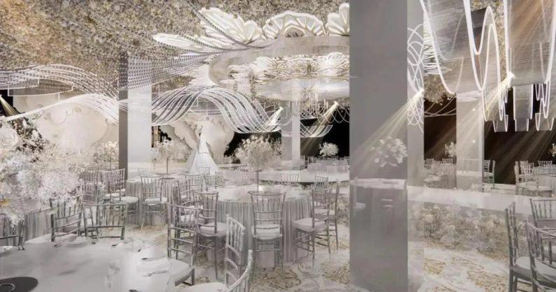 婚礼堂发布:聚千万资本、打造生活秀场!五线城市婚礼堂连锁产业  第8张