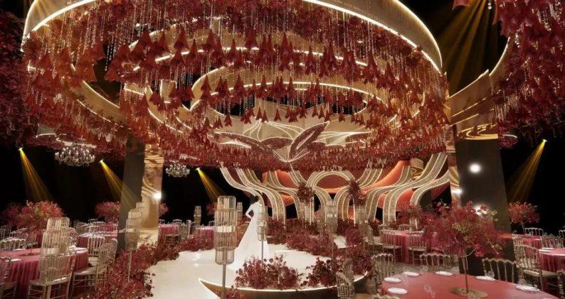 婚礼堂发布:聚千万资本、打造生活秀场!五线城市婚礼堂连锁产业  第10张