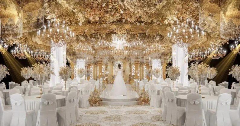 婚礼堂发布:聚千万资本、打造生活秀场!五线城市婚礼堂连锁产业  第16张