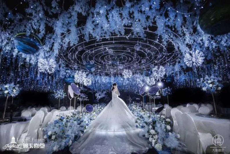 婚礼堂发布:2021全新升级!桐城高品位婚礼堂