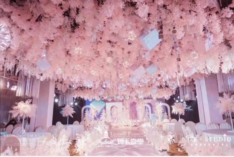 婚礼堂发布:2021全新升级!桐城高品位婚礼堂  第2张