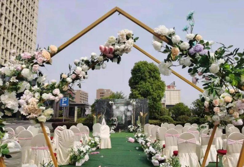 婚礼堂发布:2021全新升级!桐城高品位婚礼堂  第6张