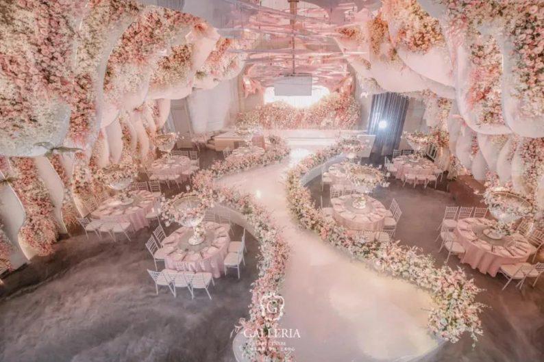 """婚礼堂发布:新地标""""小梅奔"""",格乐利雅苏州店开业!  第6张"""