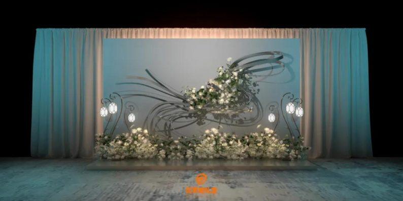 婚礼堂发布:百界倾力打造!占地8000平,七大主题宴会厅  第7张