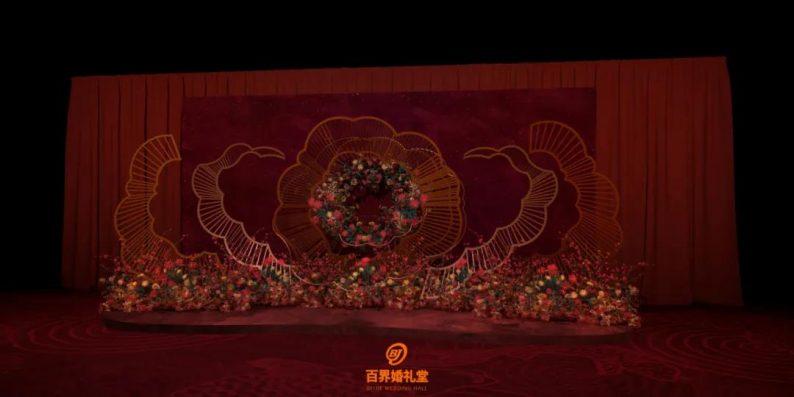 婚礼堂发布:百界倾力打造!占地8000平,七大主题宴会厅  第10张