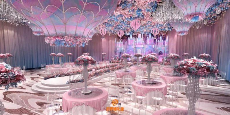 婚礼堂发布:百界倾力打造!占地8000平,七大主题宴会厅  第15张