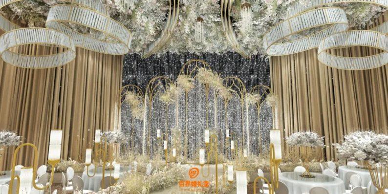 婚礼堂发布:百界倾力打造!占地8000平,七大主题宴会厅  第20张