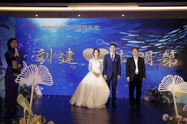 青岛建成115处新时代结婚礼堂  第6张