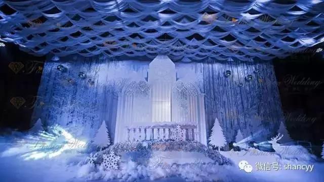 婚礼堂发布:斥资3000万!华北地区大型宴会文化广场  第5张
