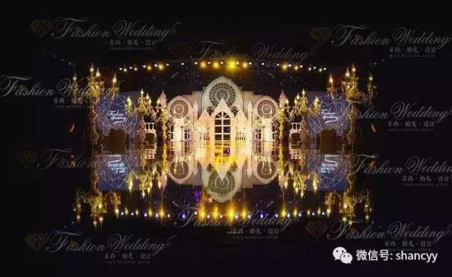 婚礼堂发布:斥资3000万!华北地区大型宴会文化广场  第7张