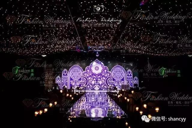 婚礼堂发布:斥资3000万!华北地区大型宴会文化广场  第8张