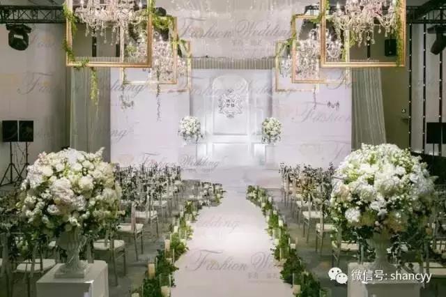 婚礼堂发布:斥资3000万!华北地区大型宴会文化广场  第9张