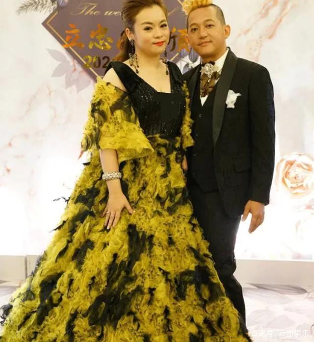 婚宴摆118桌!台湾女星嫁金门望族  第2张