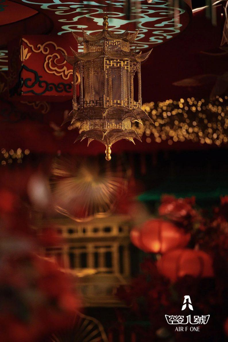 婚礼堂发布:总面积近4000平!福州大型主题婚宴酒楼  第10张