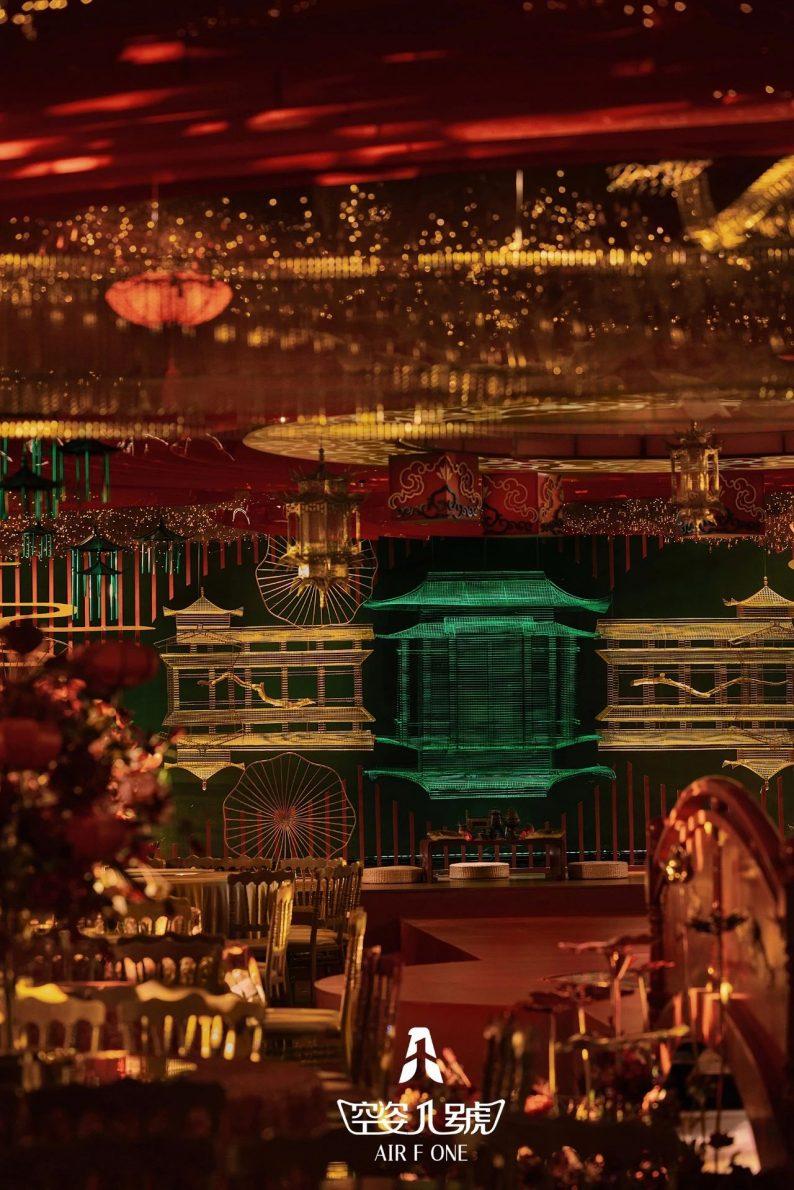 婚礼堂发布:总面积近4000平!福州大型主题婚宴酒楼  第11张