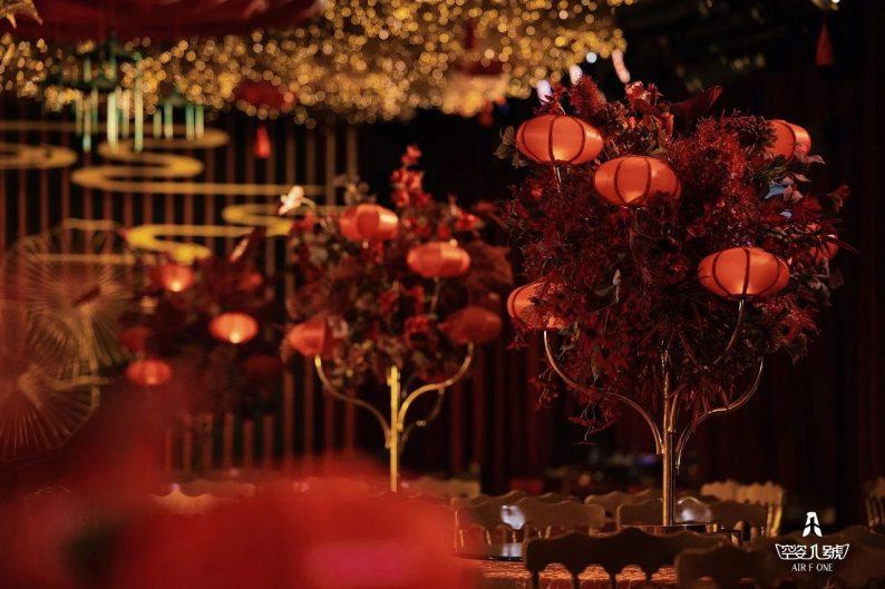 婚礼堂发布:总面积近4000平!福州大型主题婚宴酒楼  第12张