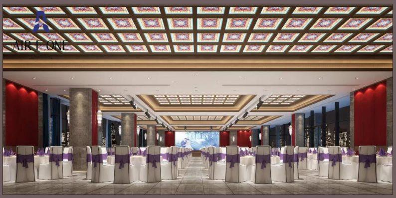 婚礼堂发布:总面积近4000平!福州大型主题婚宴酒楼  第3张