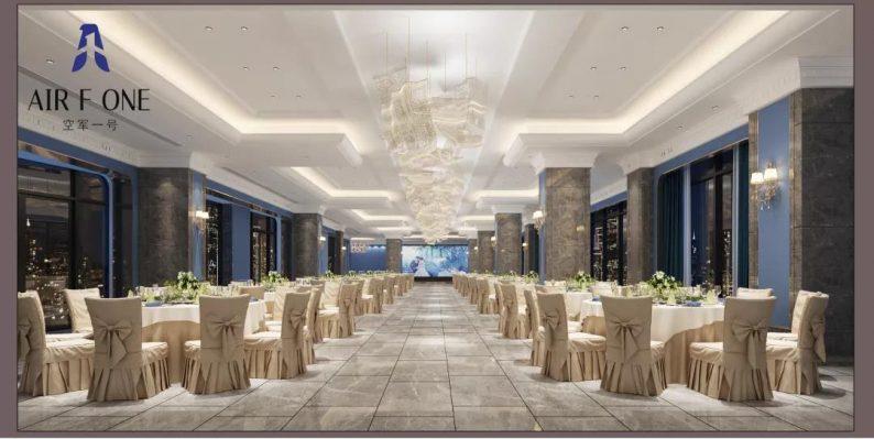 婚礼堂发布:总面积近4000平!福州大型主题婚宴酒楼  第4张