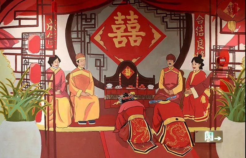 杭州新亮相!5A级婚姻登记服务中心  第3张