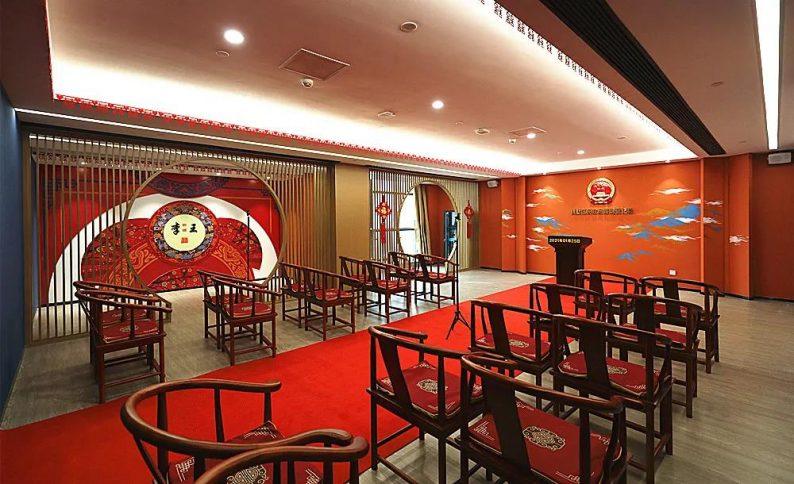杭州新亮相!5A级婚姻登记服务中心  第6张