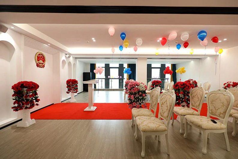 杭州新亮相!5A级婚姻登记服务中心  第8张