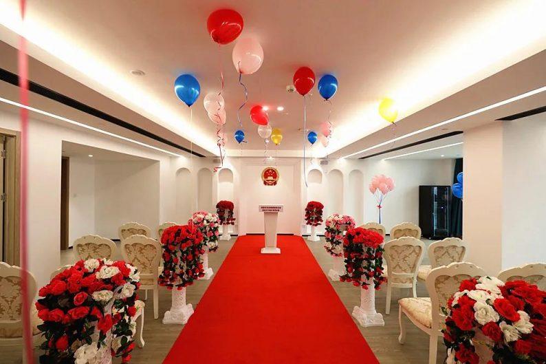杭州新亮相!5A级婚姻登记服务中心  第9张