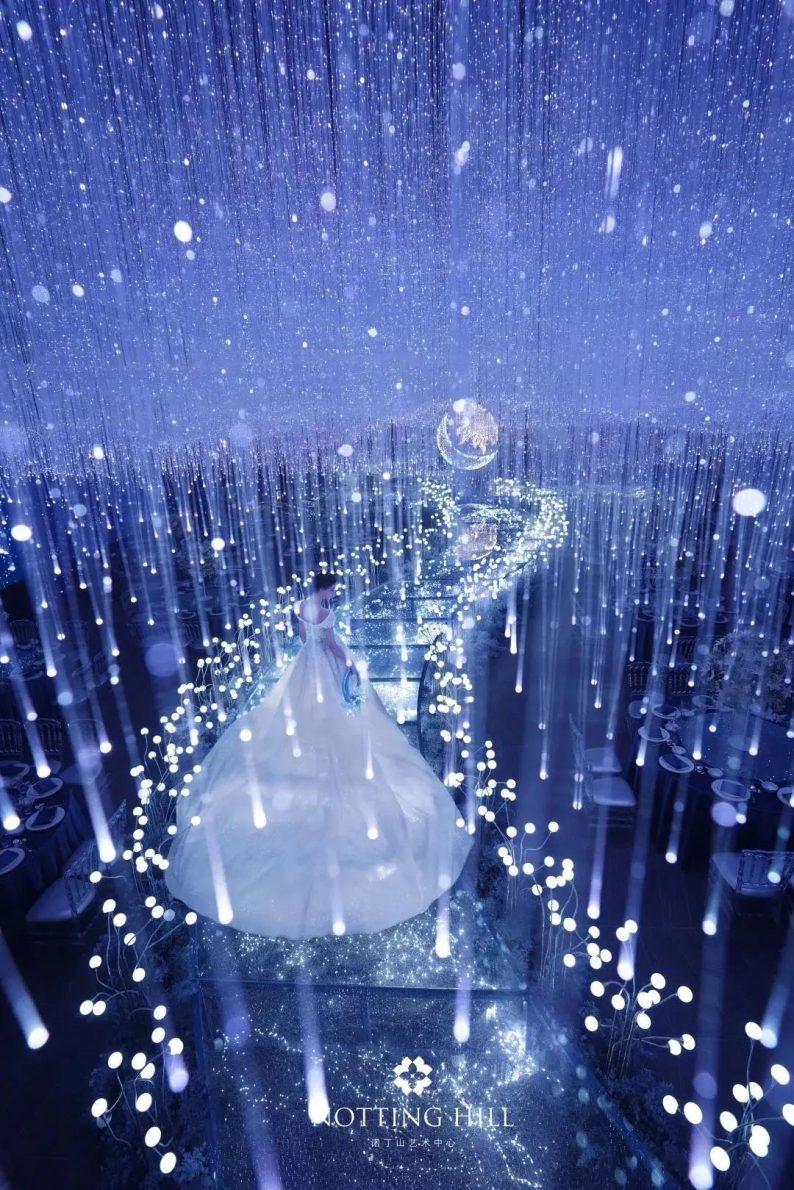 全国6大门店!诺丁山艺术中心近30个百万级宴会厅  第45张