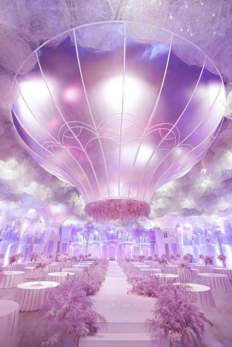 全国6大门店!诺丁山艺术中心近30个百万级宴会厅  第49张