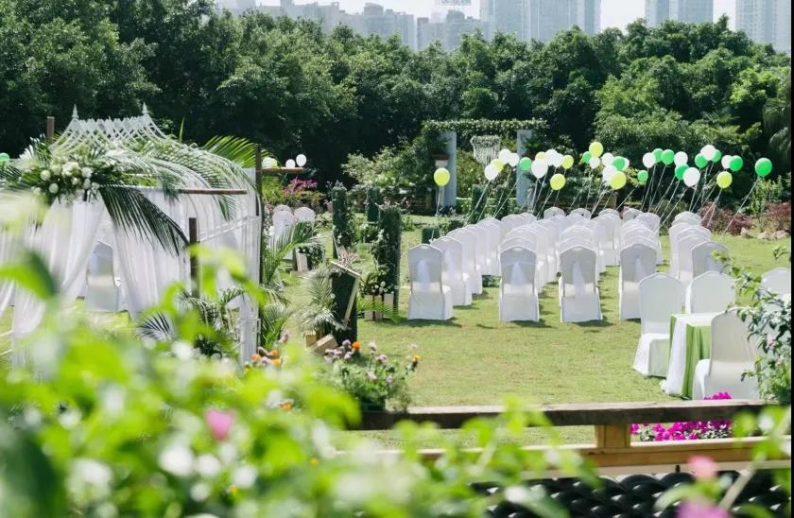 婚礼堂发布:山城之巅、4大主题宴会厅!十年老店全面升级  第21张