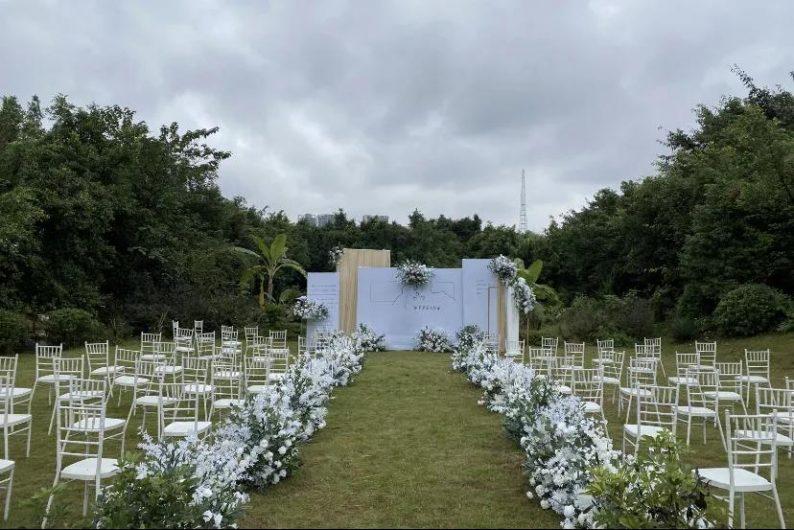 婚礼堂发布:山城之巅、4大主题宴会厅!十年老店全面升级  第22张
