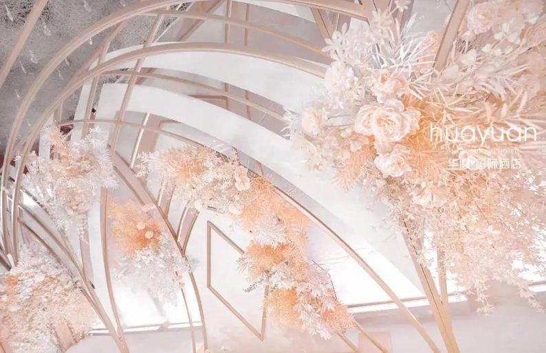 婚礼堂发布:山城之巅、4大主题宴会厅!十年老店全面升级  第7张