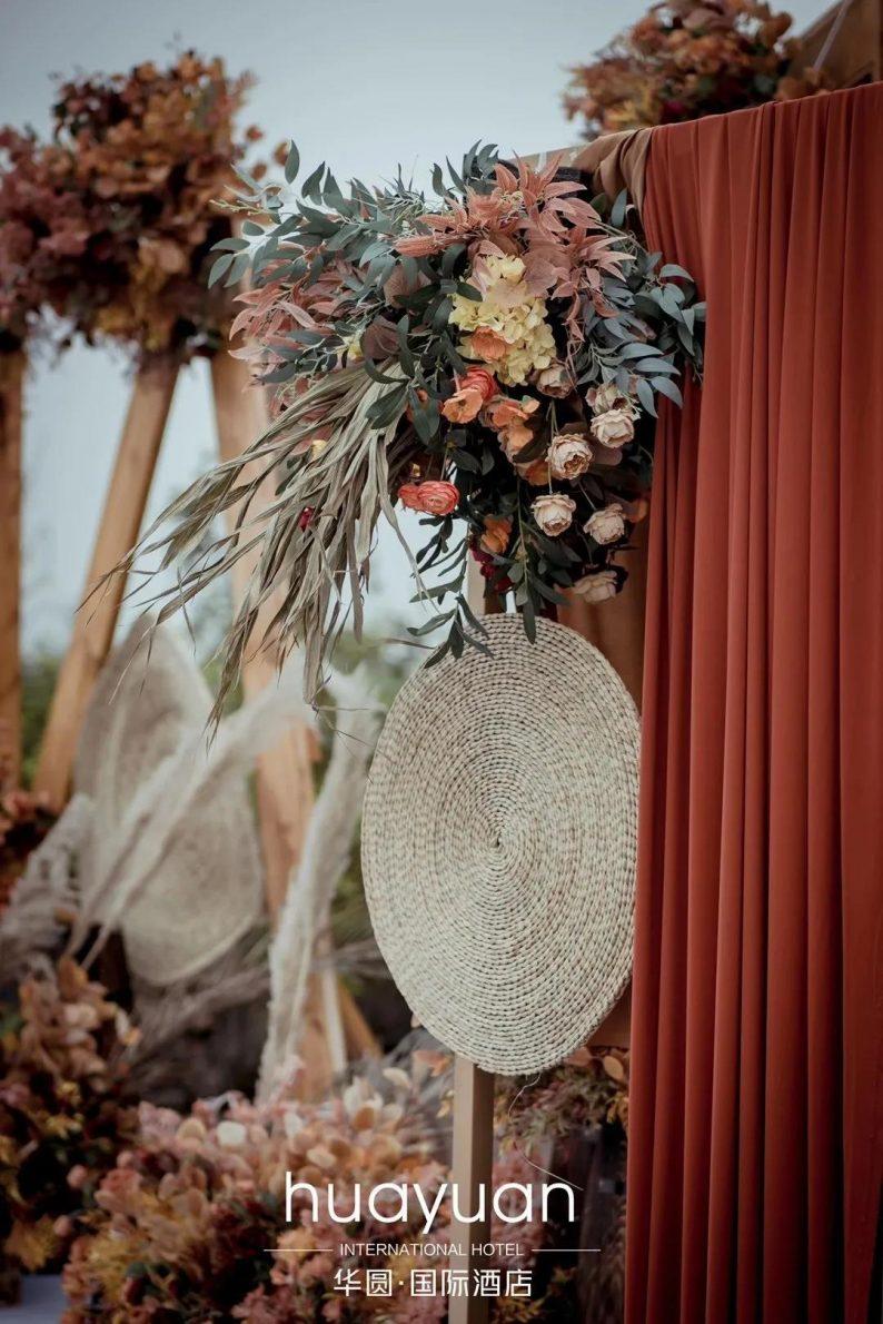 婚礼堂发布:山城之巅、4大主题宴会厅!十年老店全面升级  第27张