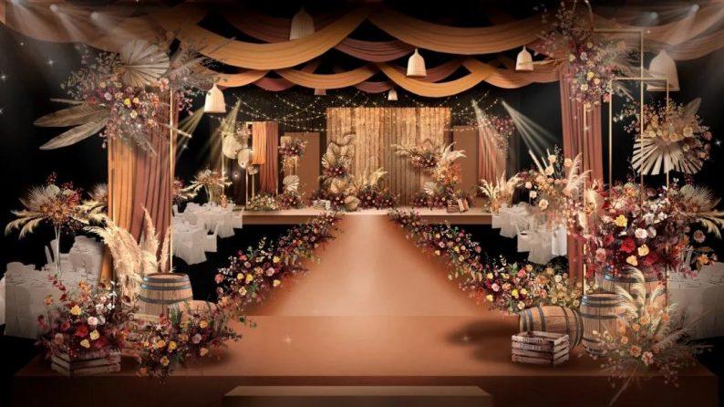 婚礼堂发布:山城之巅、4大主题宴会厅!十年老店全面升级  第9张