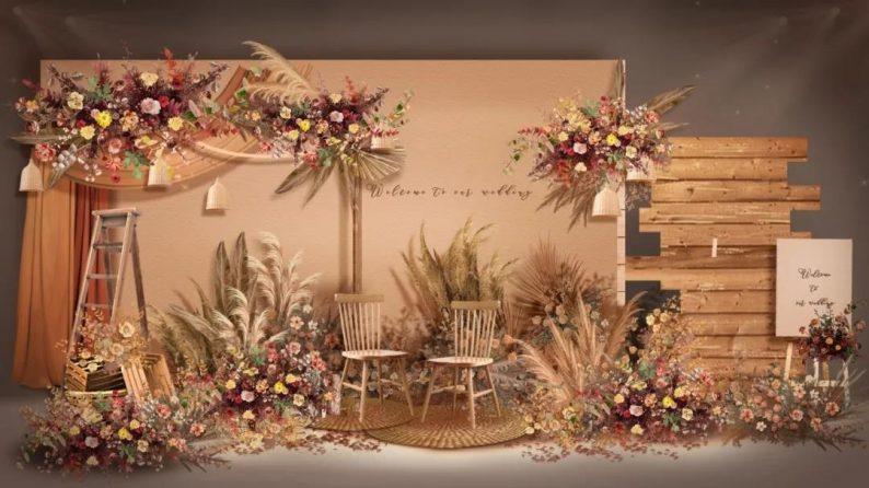 婚礼堂发布:山城之巅、4大主题宴会厅!十年老店全面升级  第10张