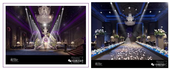 婚礼堂发布:3万方、16个宴会厅!贵州喜玛拉雅宴会艺术中心  第15张