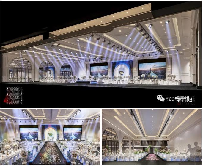 婚礼堂发布:3万方、16个宴会厅!贵州喜玛拉雅宴会艺术中心  第20张