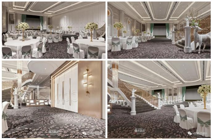 婚礼堂发布:3万方、16个宴会厅!贵州喜玛拉雅宴会艺术中心  第25张