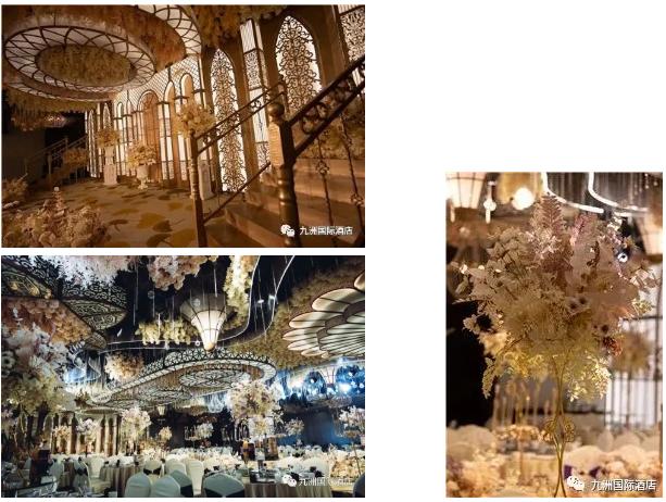 婚礼堂发布:3大主题宴会厅!铜川首家文化主题酒店  第4张