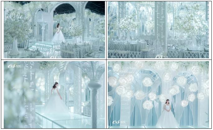 大美婚礼堂:200家经典婚礼堂设计合集  第6张