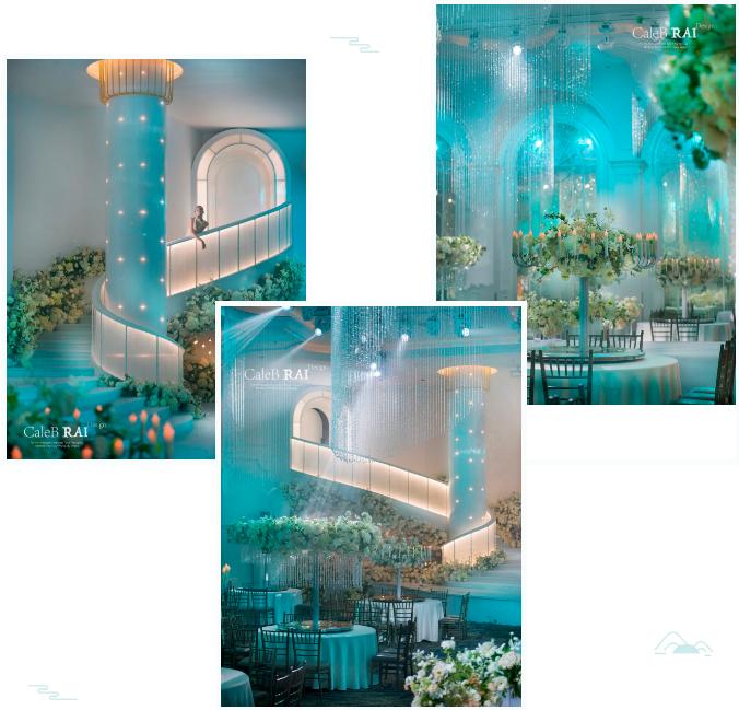 大美婚礼堂:200家经典婚礼堂设计合集  第11张