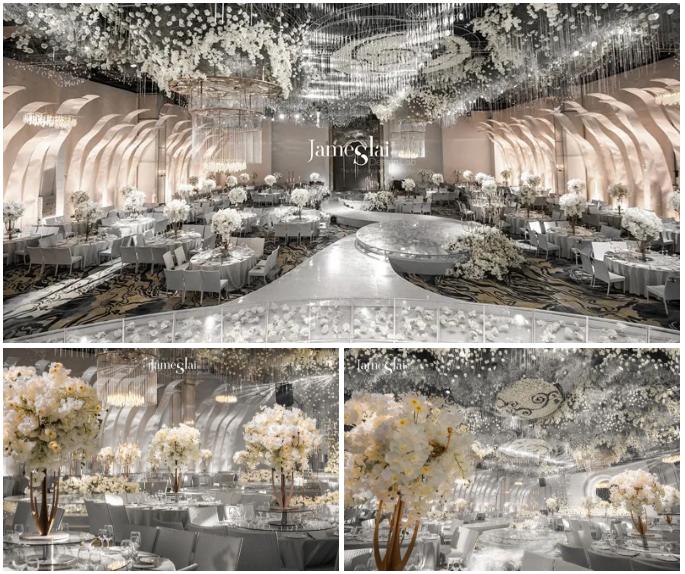 大美婚礼堂:200家经典婚礼堂设计合集  第21张