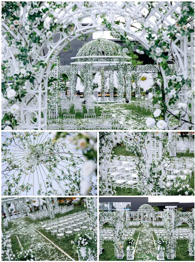 大美婚礼堂:200家经典婚礼堂设计合集  第32张