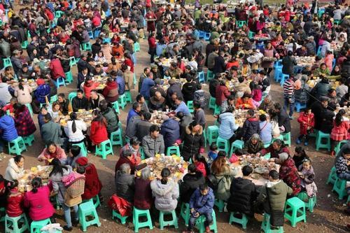 四川:暂停人员密集聚集型活动,不办坝坝宴  第2张