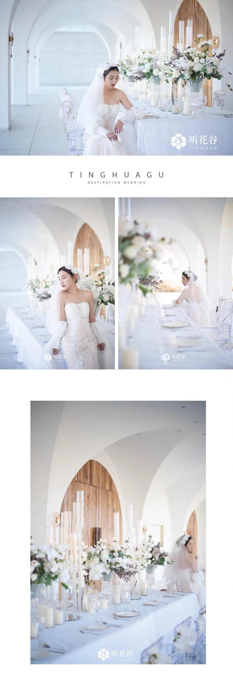 婚礼堂发布:雪山下的圣洁礼堂,丽江婚礼新地标  第16张