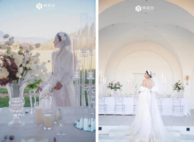 婚礼堂发布:雪山下的圣洁礼堂,丽江婚礼新地标  第17张