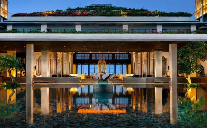 婚礼堂发布:巴厘岛凯宾斯基酒店,阿普尔瓦仪式堂  第2张