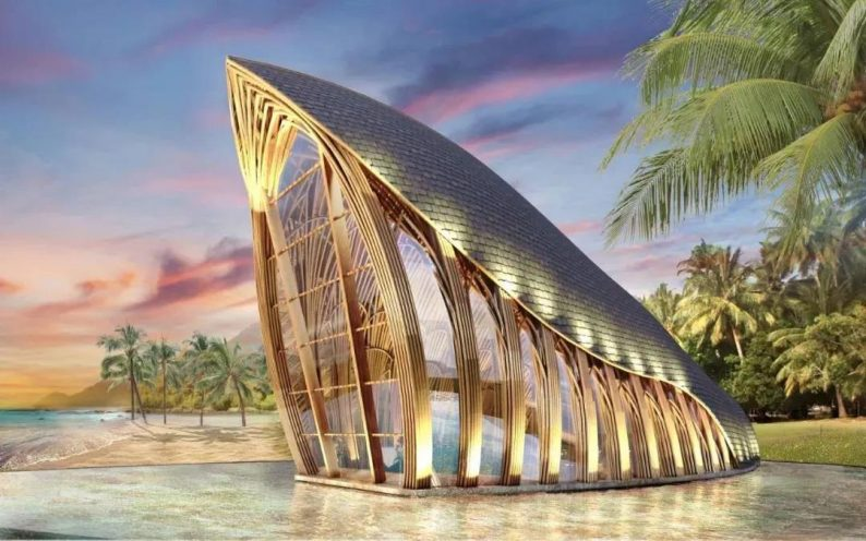 婚礼堂发布:巴厘岛凯宾斯基酒店,阿普尔瓦仪式堂  第7张
