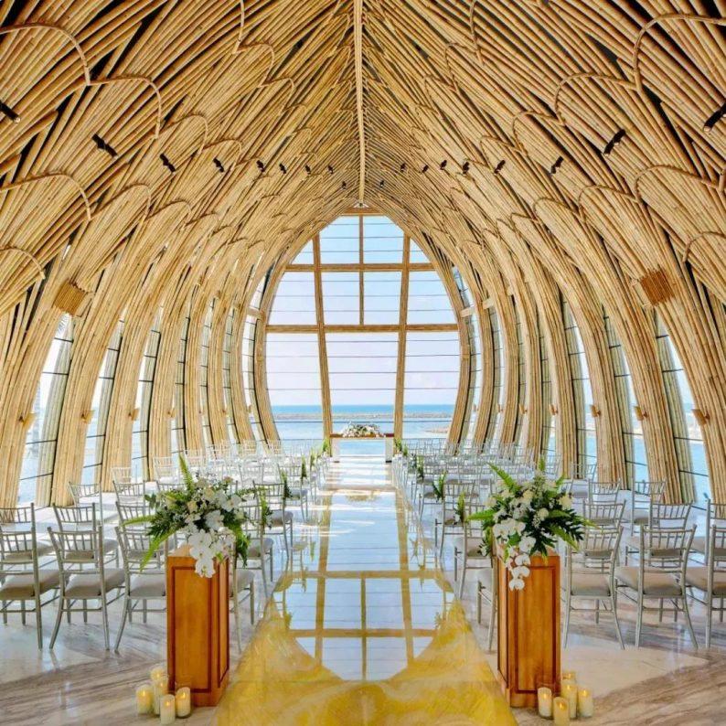 婚礼堂发布:巴厘岛凯宾斯基酒店,阿普尔瓦仪式堂  第8张